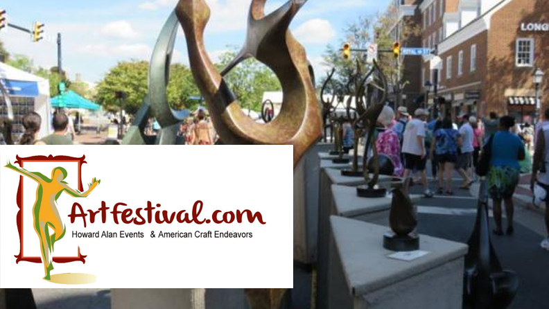 Alexandria Art Festival, September 15 & 16 | Michael Solomon