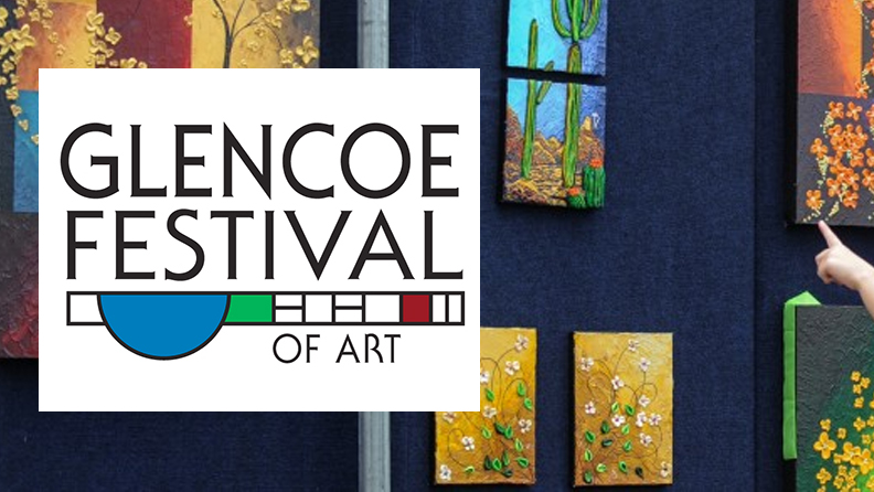 Glencoe Festival Of Art, July 29 – 30 | Michael Solomon