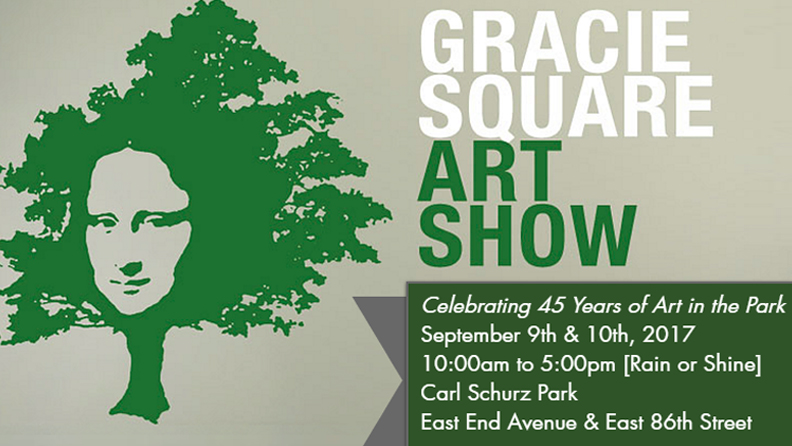 Gracie Square Art Show, September 8 & 9   | Michael Solomon