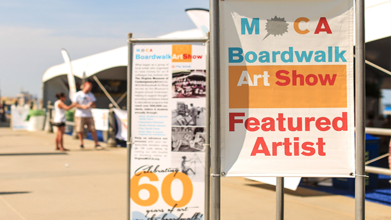Boardwalk Art Show, June 15 To 18  | Michael Solomon