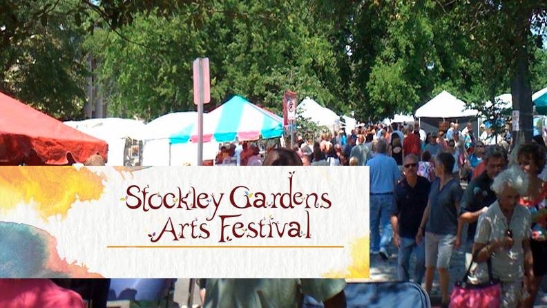 Stockley Gardens Fall Arts Festival  , Oct 21 Oct 22 | Michael Solomon