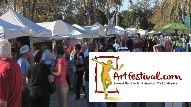 15th Annual St. Armands Circle Art Festival | January 27 – 28, 2018