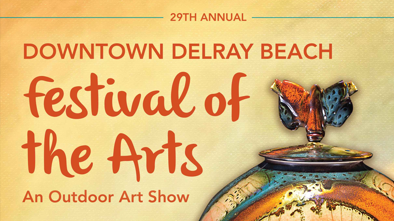 Delray Beach Festival Of The Arts | January 21 – 21, 2018