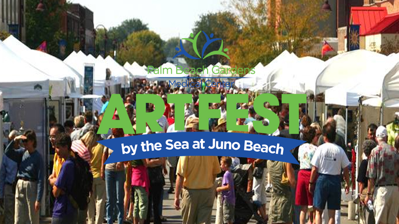 Art Fest: Jupiter By The Sea – March 10th – 11th, 2018