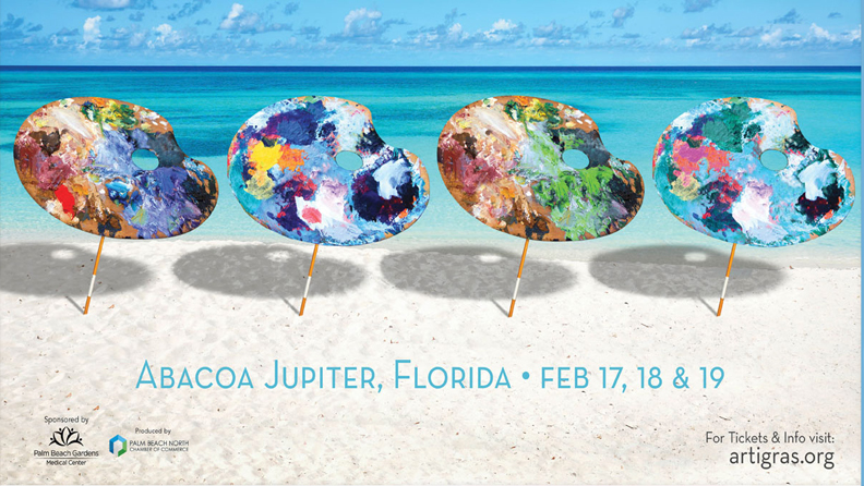 Artigras – Jupiter FL February 17, 18 And 19 2018